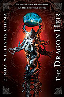 New cover of the Dragon Heir