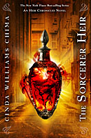 Sorcerer Heir cover