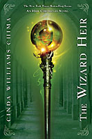 New cover of the Wizard Heir